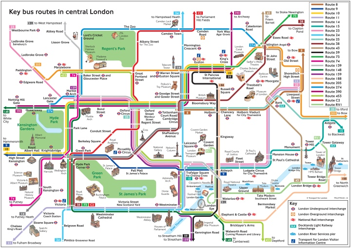 Key-bus-routes-in-central-London