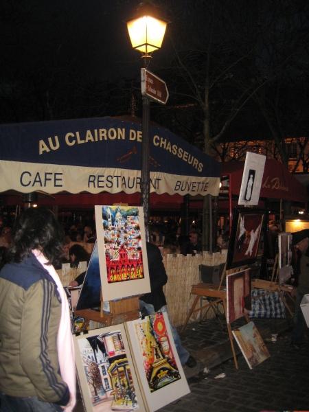 Restaurante Au Clairon de Chasseurs