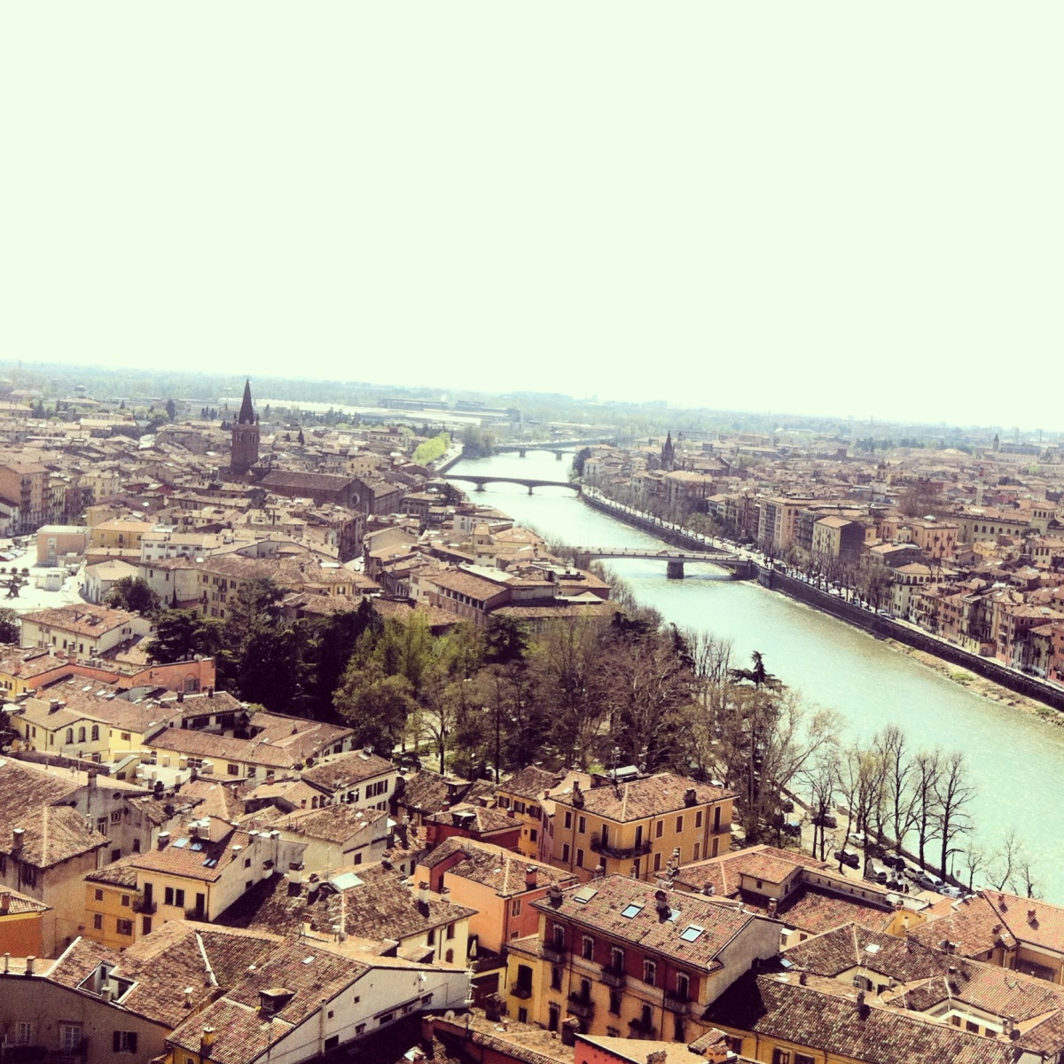 Verona: la ciudad más romántica de Italia / Verona: the most romantic city in Italy