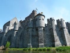 Castillo de Los Condes / Castle of the Counts
