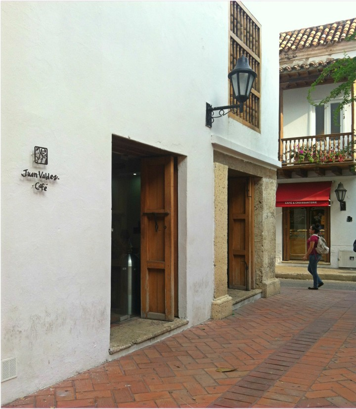 Juan Valdez Café, historic center