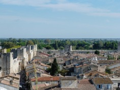 Panoramic Aigues-Mortes